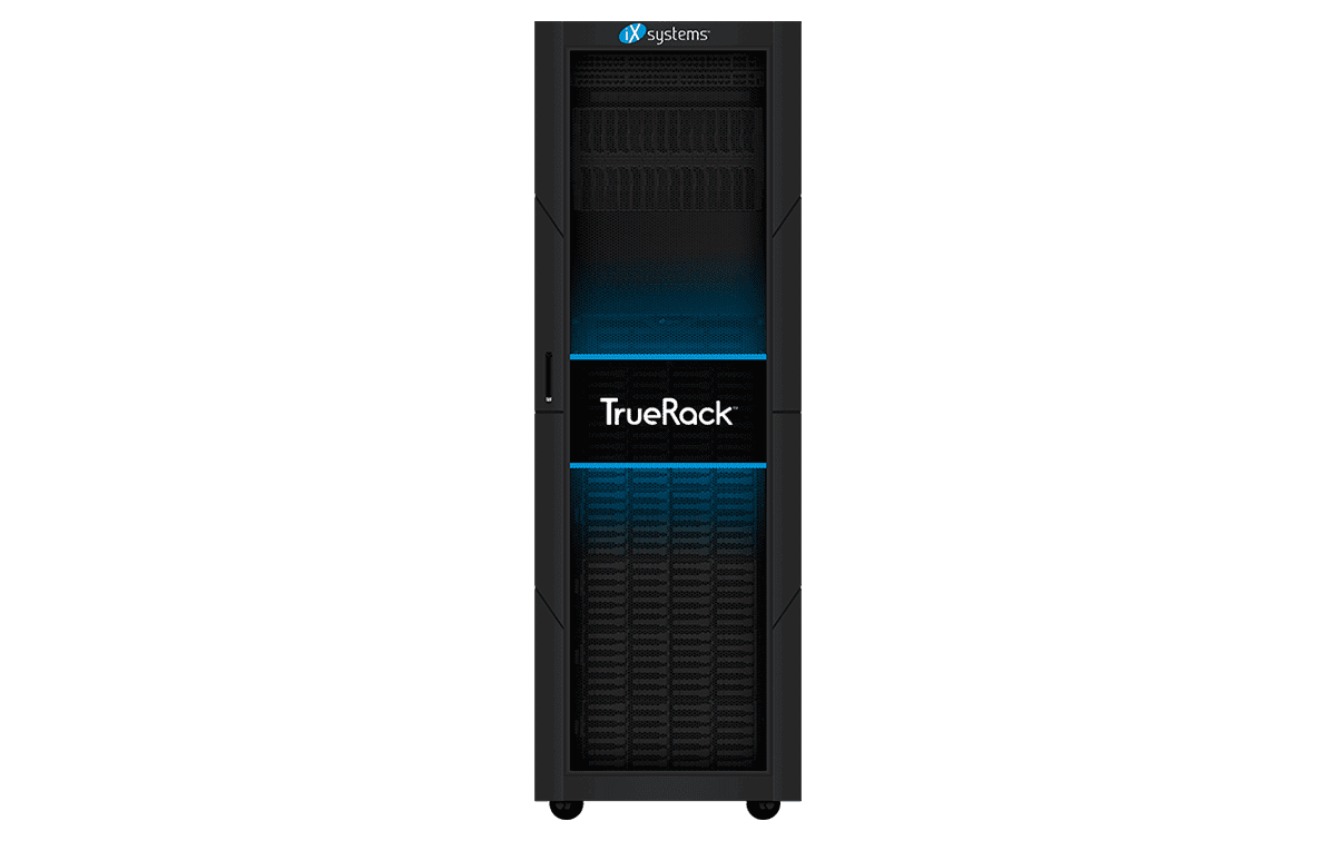 iXsystems(R) Introduces TrueRack(TM) at VMworld 2016