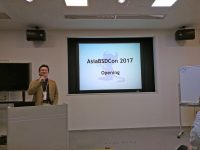 iXsystems Attends AsiaBSDCon 2017