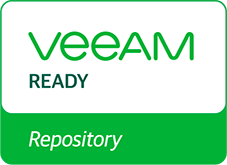 TrueNAS X Series Certified for Veeam Backup