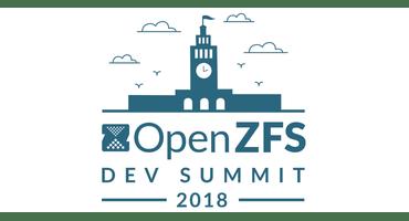 OpenZFS Developer Summit 2018
