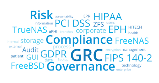 iXsystems White paper: TrueNAS Privacy and Security Compliance Features