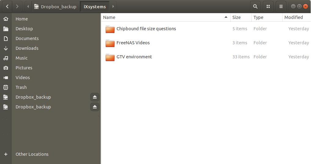 Sync Files to Dropbox with TrueNAS or FreeNAS - iXsystems, Inc