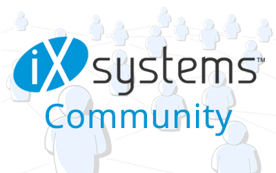 The New iXsystems.com Experience