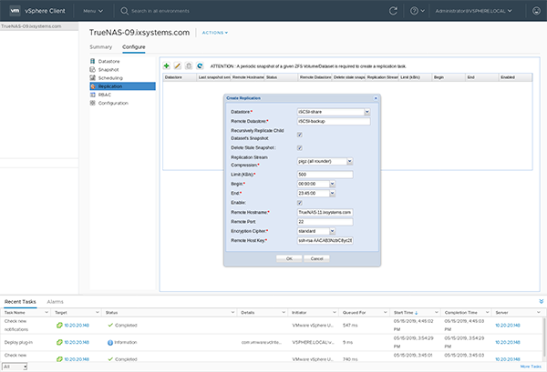 iXsystems TrueNAS brings Open Source Economics to VMware vSphere