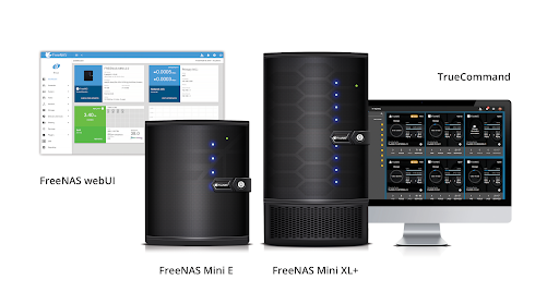New FreeNAS Mini Entry-Level & High-End Models Unveiled by iXsystems