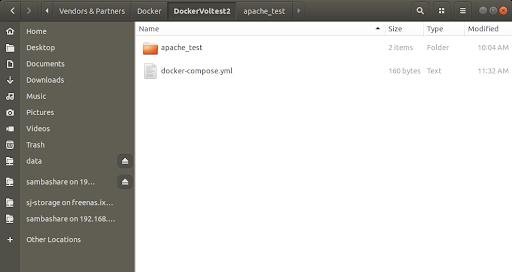 Mount a TrueNAS or FreeNAS Share to a Docker Host