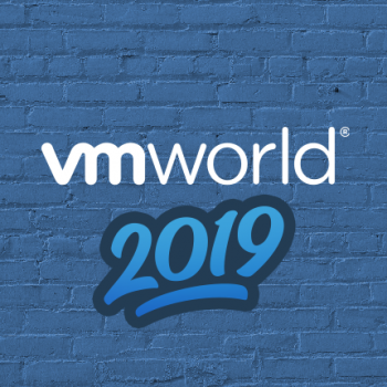 Make your mark with TrueNAS at VMworld!