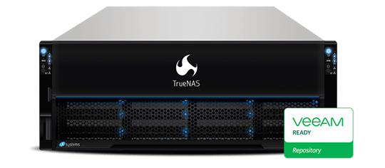 Veeam Configuration Recommendations for TrueNAS