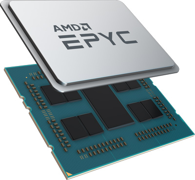 AMD Rome Scalability is EPYC