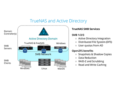 Warning! Active Directory Security Changes Require TrueNAS and FreeNAS Updates
