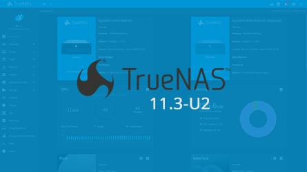TrueNAS 11.3-U2 is Generally Available