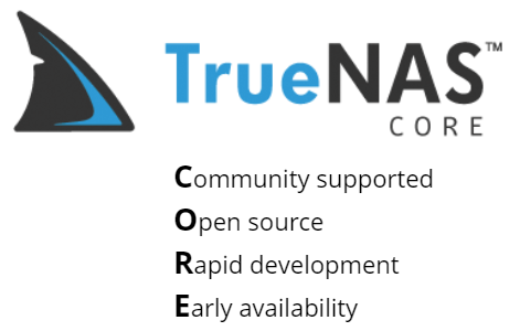 TrueNAS CORE is the new FreeNAS