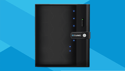 iXsystems Launches Professional-Grade Storage for the Edge with TrueNAS Mini X