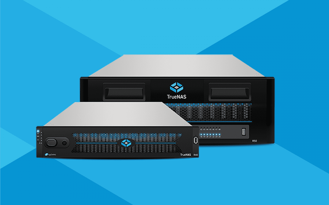 iXsystems Expands TrueNAS Product Line with R-Series Systems and Scale-out HCI Software