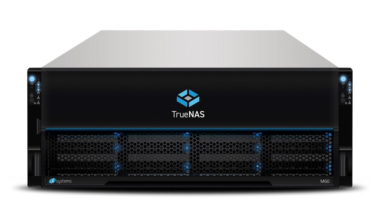 iXsystems TrueNAS M60 Recognized as SDC Awards Storage Hardware Innovation of the Year Finalist
