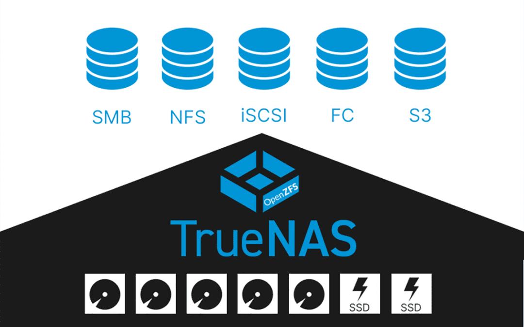 OpenZFS 2.0 Ships First on TrueNAS