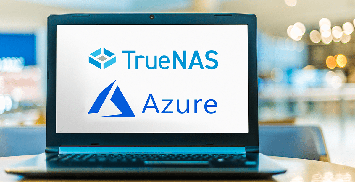 Network Center takes TrueNAS to Azure